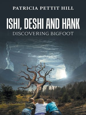 cover image of Ishi, Deshi and Hank