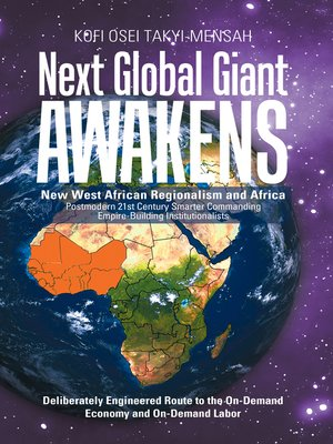cover image of Next Global Giant Awakens