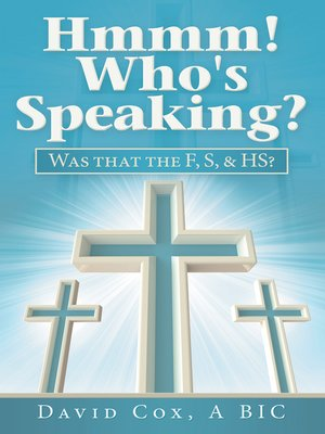 cover image of Hmmm! Who's Speaking?