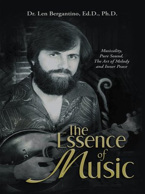 cover image of The Essence of Music