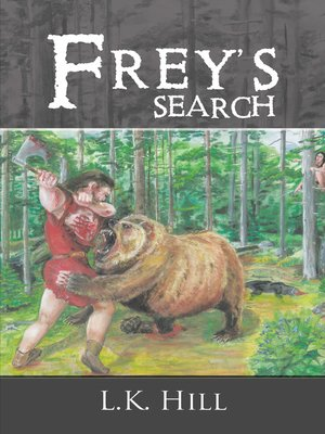 cover image of Frey's Search