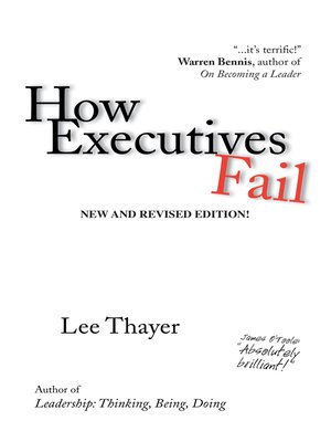 cover image of How Executives Fail