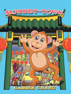 cover image of Monkey-Town