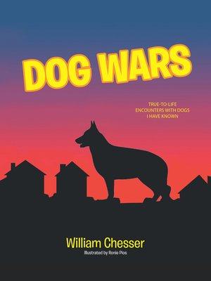 cover image of Dog Wars