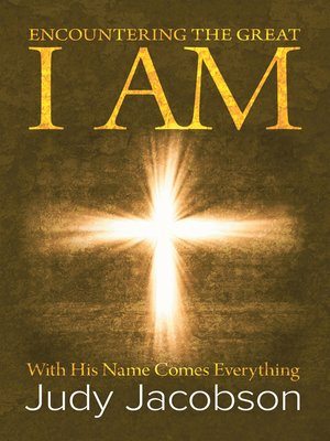 cover image of Encountering the Great I Am