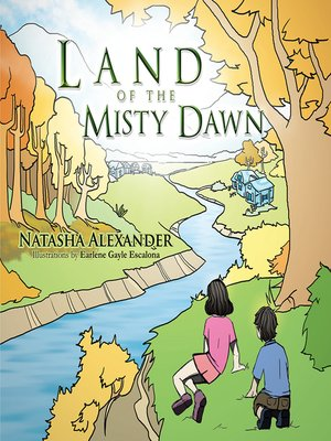 cover image of Land of the Misty Dawn