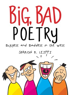 cover image of Big, Bad Poetry