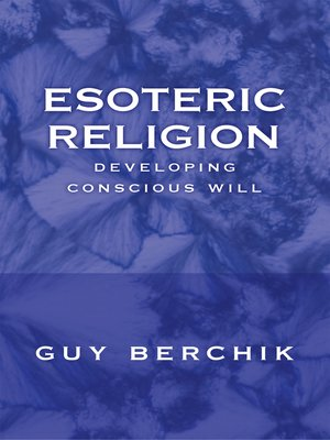cover image of Esoteric Religion
