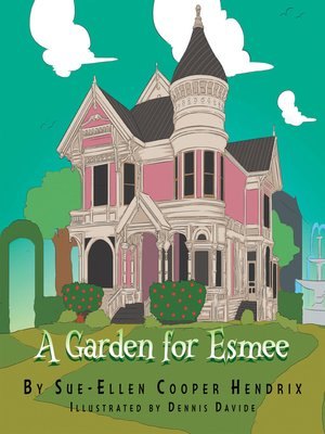 cover image of A Garden for Esmee