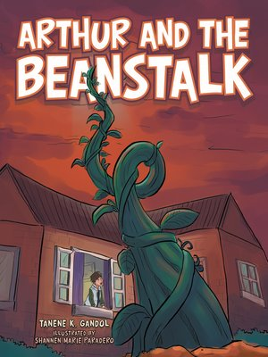 cover image of Arthur and the Beanstalk