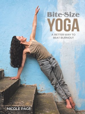cover image of Bite-Size Yoga
