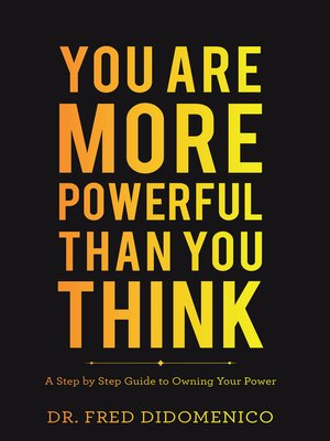 cover image of You Are More Powerful Than You Think