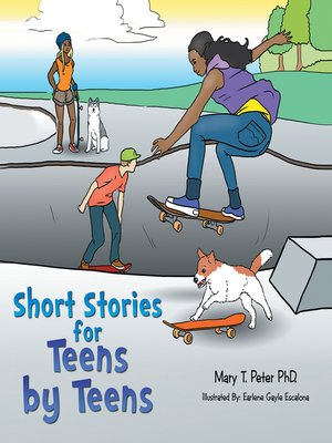 cover image of Short Stories for Teens by Teens