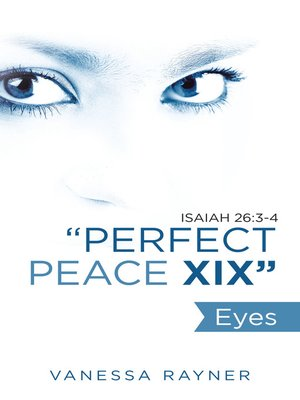 """cover image of """"Perfect Peace Xix"""""""