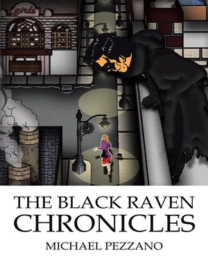 cover image of The Black Raven Chronicles