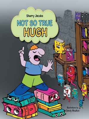 cover image of Not so True Hugh