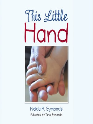 cover image of This Little Hand