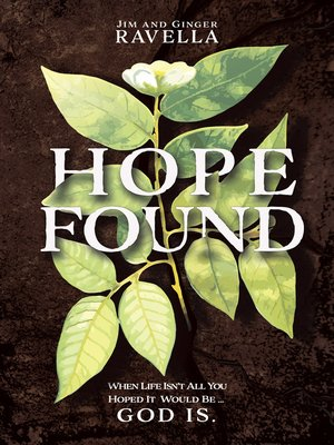 cover image of Hope Found