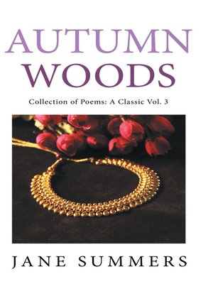 cover image of Autumn Woods