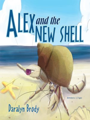 cover image of Alex and the New Shell