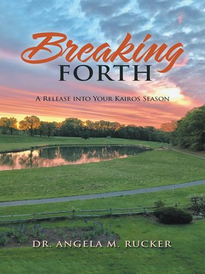 cover image of Breaking Forth