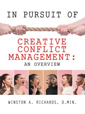 cover image of In Pursuit of Creative Conflict Management