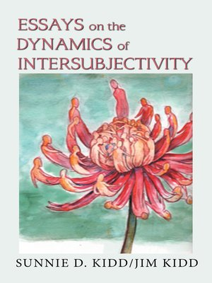 cover image of Essays on the Dynamics of Intersubjectivity