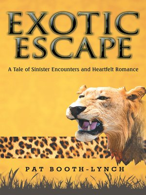cover image of Exotic Escape