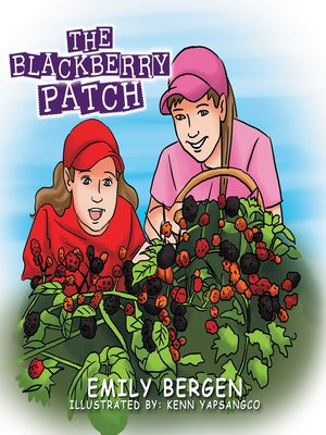 cover image of The Blackberry Patch