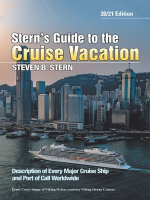 cover image of Stern's Guide to the Cruise Vacation