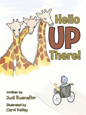 cover image of Hello up There!