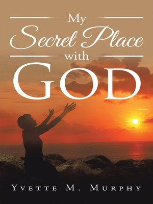 cover image of My Secret Place with God
