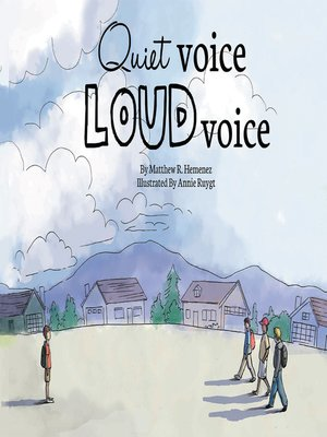 cover image of Quiet Voice Loud Voice