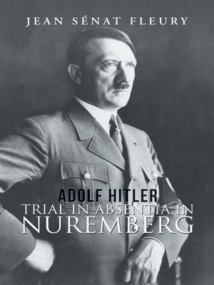 cover image of Adolf Hitler