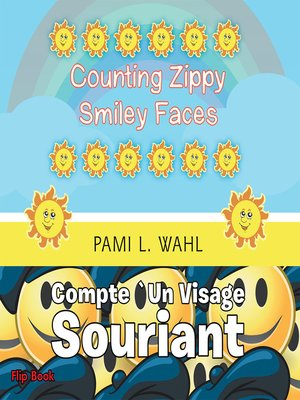 cover image of Counting Zippy Smiley Faces/Compte 'Un Visage Souriant