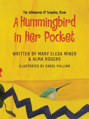 cover image of A Hummingbird in Her Pocket