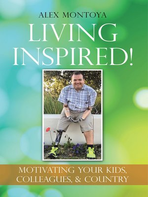 cover image of Living Inspired!