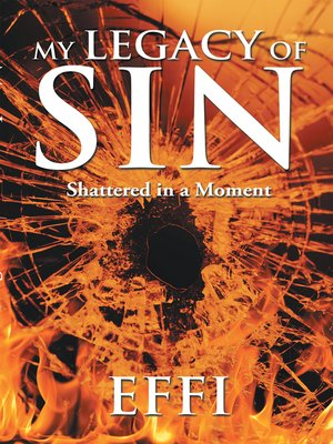 cover image of My Legacy of Sin