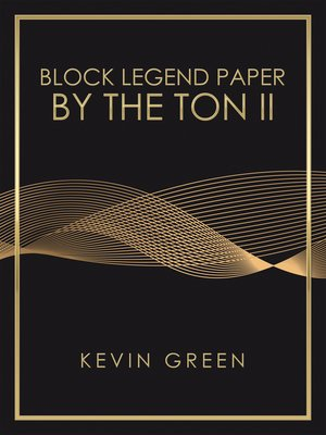 cover image of Block Legend Paper by the Ton Ii