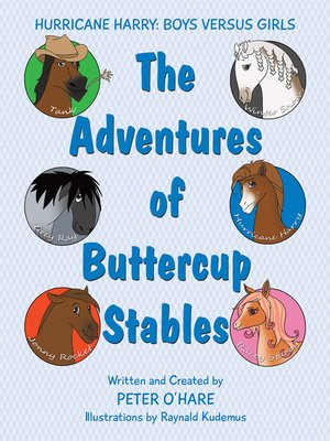 cover image of The Adventures of Buttercup Stables