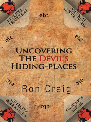 cover image of Uncovering the Devil's Hiding-Places