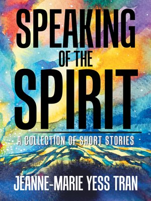 cover image of Speaking of the Spirit