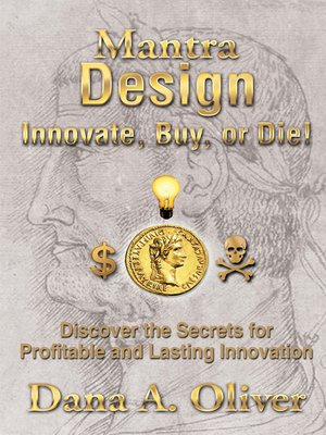 cover image of Mantra Design--Innovate, Buy or Die!