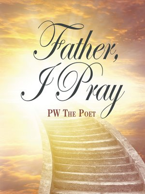 cover image of Father, I Pray