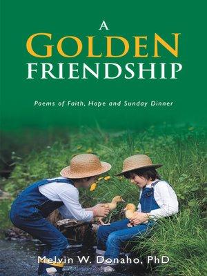 cover image of A Golden Friendship