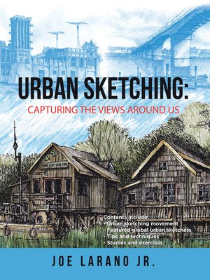 cover image of Urban Sketching