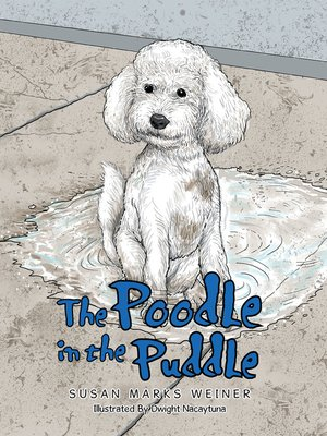 cover image of The Poodle in the Puddle