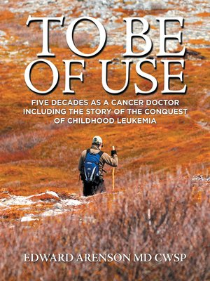 cover image of To Be of Use