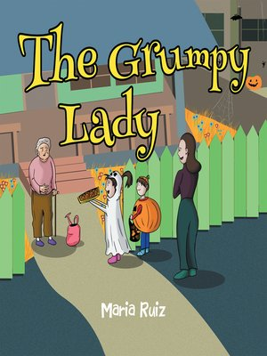 cover image of The Grumpy Lady