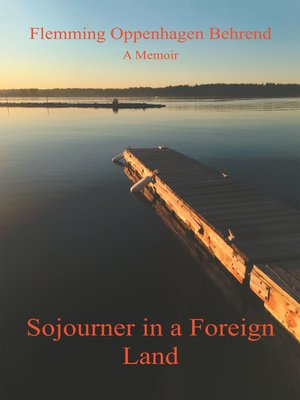 cover image of Sojourner in a Foreign Land